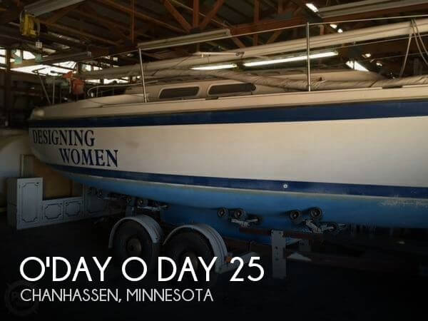 Used Boats For Sale by owner | 1979 O'day 25