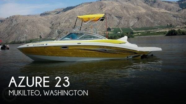 Used Azure Boats For Sale by owner | 2008 Azure 23