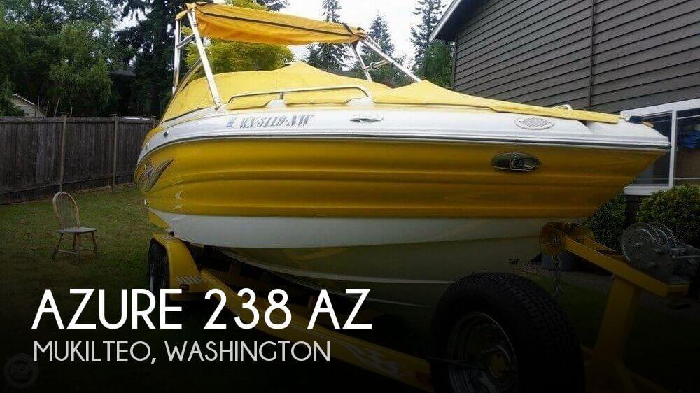 2008 AZURE 238 AZ for sale