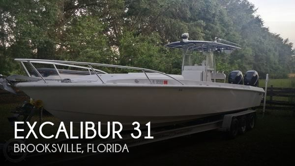 Used Excalibur Boats For Sale by owner | 1982 Excalibur 31