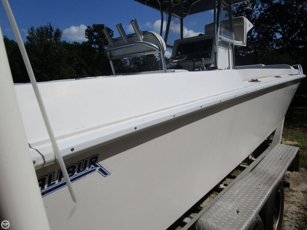 1982 Excalibur boat for sale, model of the boat is 31 & Image # 8 of 40