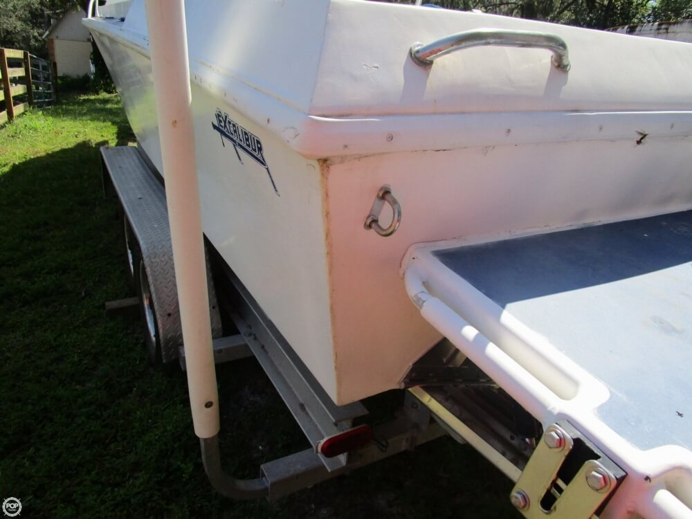 1982 Excalibur boat for sale, model of the boat is 31 & Image # 14 of 40