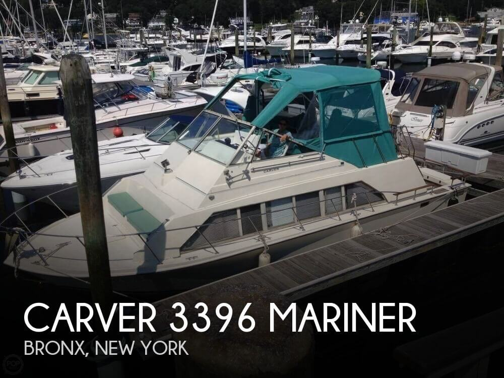 Used Carver Boats For Sale in New York by owner | 1980 Carver 33
