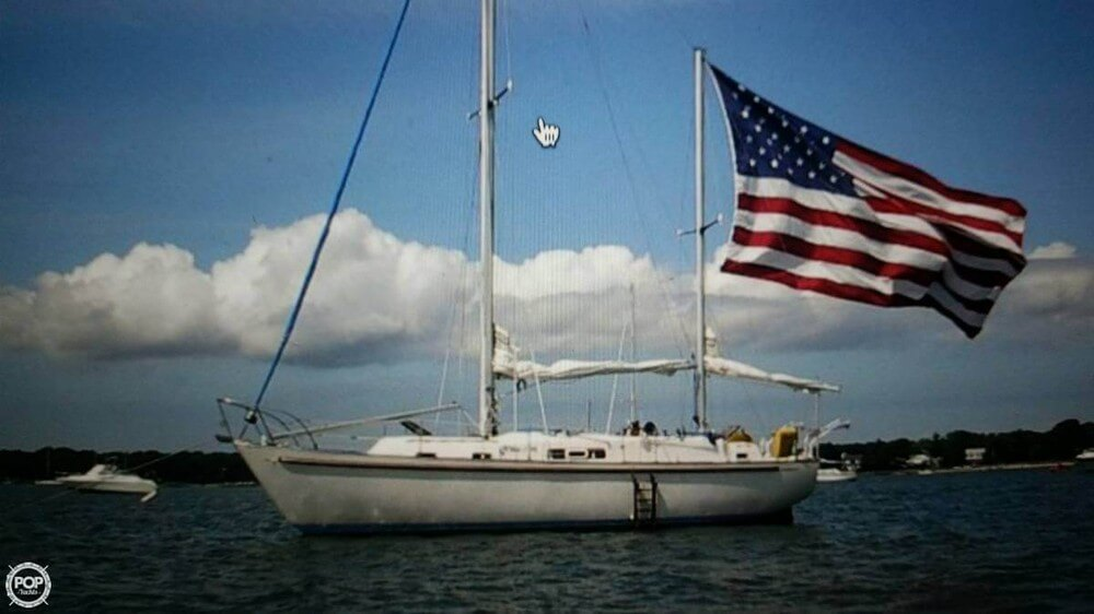 1973 Irwin Yachts 37 - Photo #1