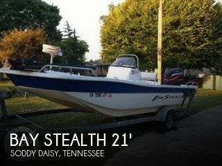 2008 Bay Stealth 21 - Photo #1