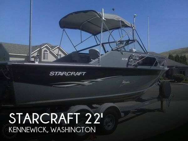 2007 STARCRAFT 221B ISLANDER for sale
