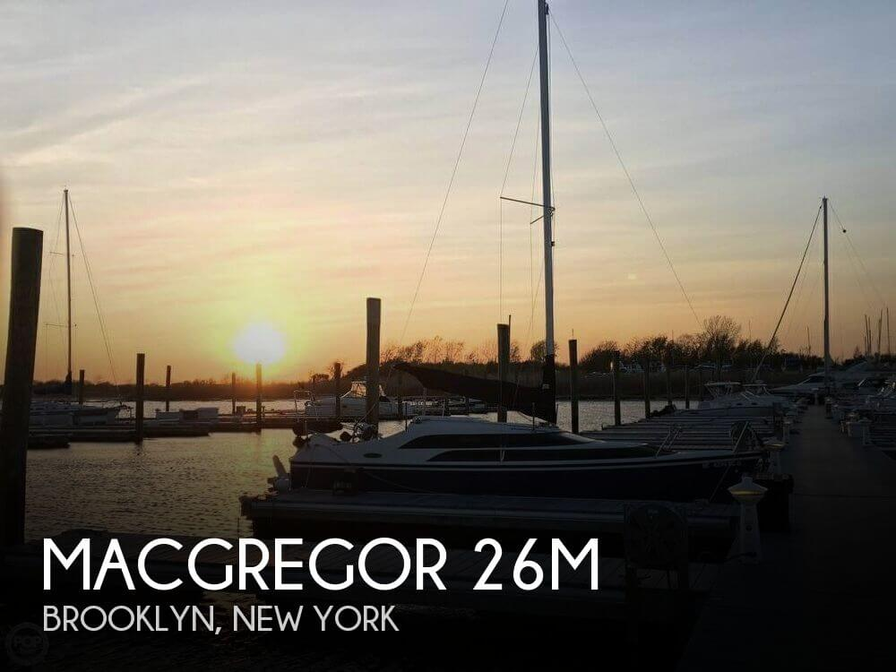 Used MacGregor Sailboats For Sale by owner | 2007 MacGregor 26