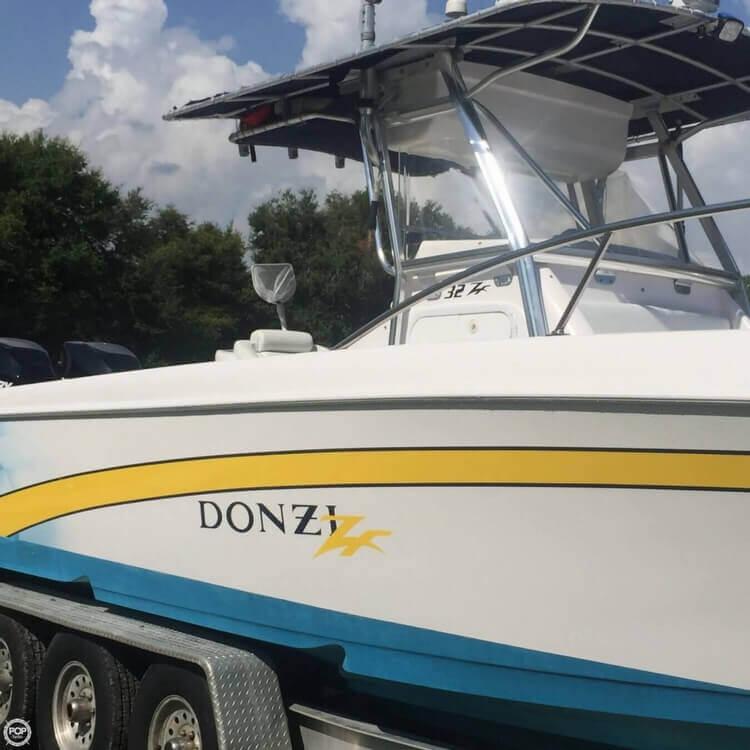 Sold donzi 32 zf boat in lakeland fl 110027 2001 donzi 32 zf 22 swarovskicordoba Image collections