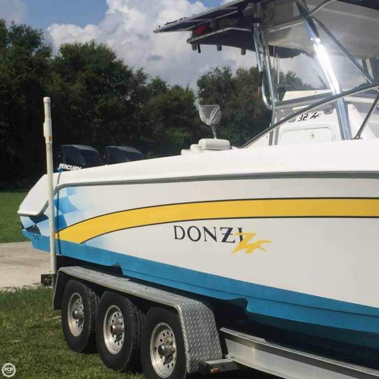 Sold donzi 32 zf boat in lakeland fl 110027 2001 donzi 32 zf 23 swarovskicordoba Image collections