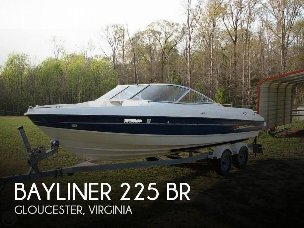 2005 BAYLINER 225 BR for sale