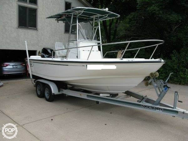 1998 Boston Whaler 20 - Photo #1