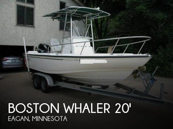 Used Boats For Sale in Rochester, Minnesota by owner | 1998 Boston Whaler 20