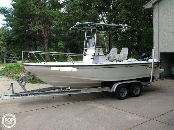 1998 Boston Whaler 20 - Photo #2
