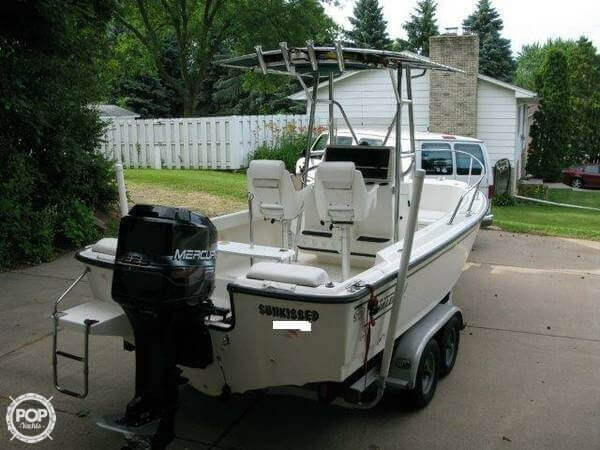 1998 Boston Whaler 20 - Photo #3