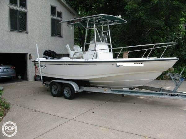 1998 Boston Whaler 20 - Photo #4