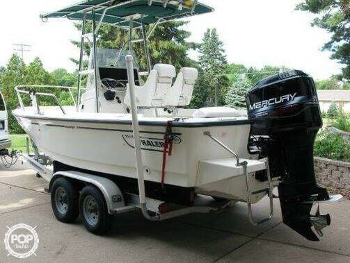 1998 Boston Whaler 20 - Photo #5