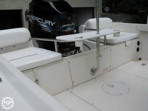 1998 Boston Whaler 20 - Photo #14