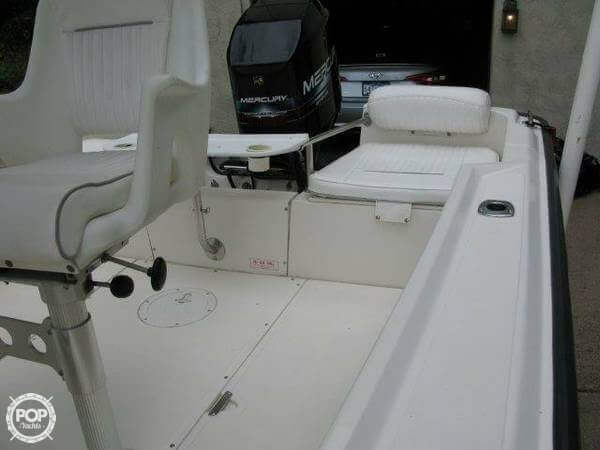 1998 Boston Whaler 20 - Photo #16