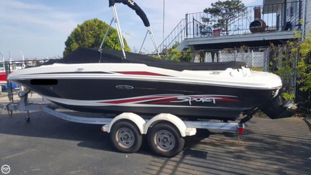 2011 Sea Ray 21 - Photo #1