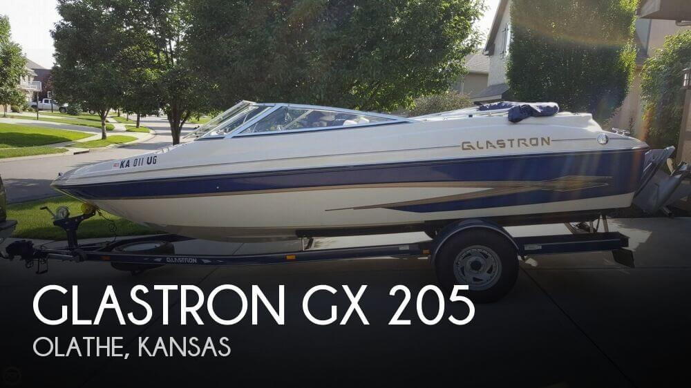 Used Boats For Sale in Kansas City, Missouri by owner | 2001 Glastron 20