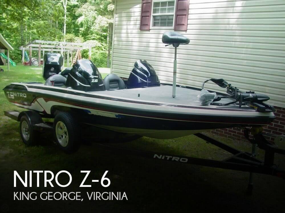 2012 NITRO Z 6 for sale