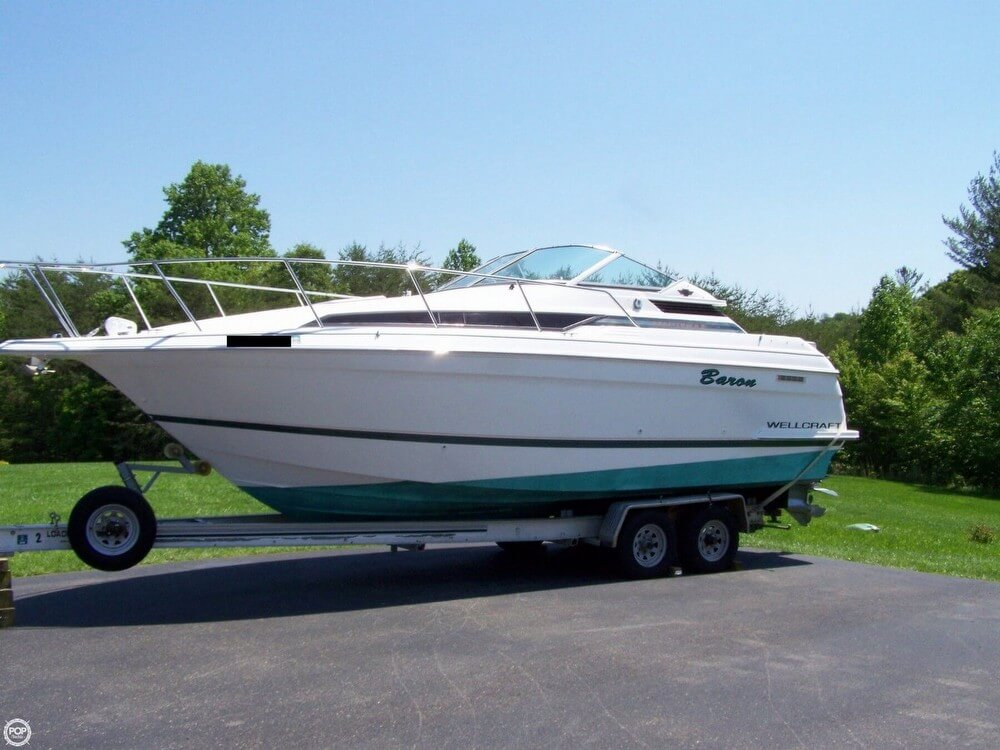 canceled wellcraft martinique 2700 boat in boonies mill va 110142 rh popyachts com old wellcraft boat manuals wellcraft boat owners manual