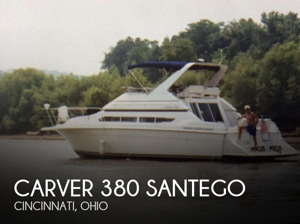 Used Carver 38 Boats For Sale by owner | 1996 Carver 38