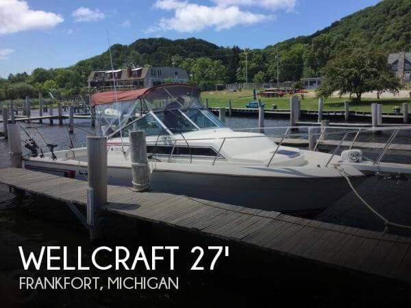 Used Wellcraft 27 Boats For Sale by owner | 1988 Wellcraft 27