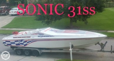 Sonic 31SS, 30', for sale - $45,000