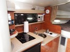 Coffee Maker, Galley, Microwave, Sink, Stove