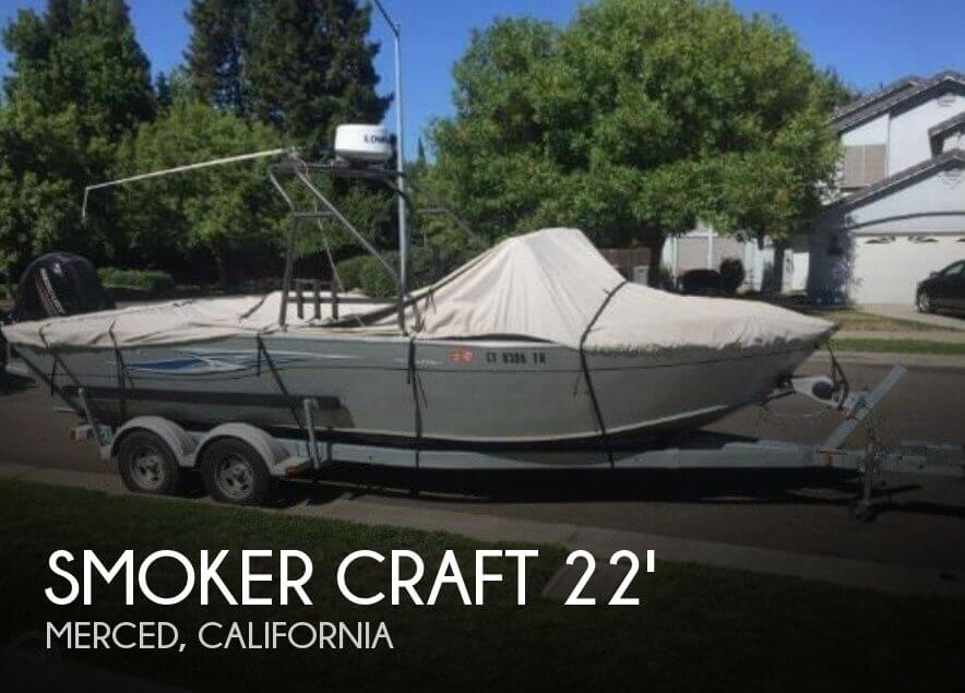 2013 Smoker Craft boat for sale, model of the boat is 202 Phantom Offshore & Image # 1 of 25