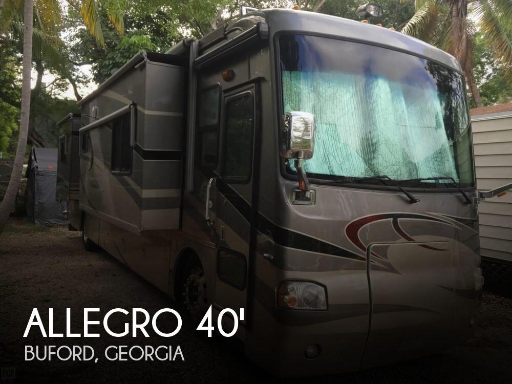 2006 Tiffin Allegro 40 QDP-Freightliner