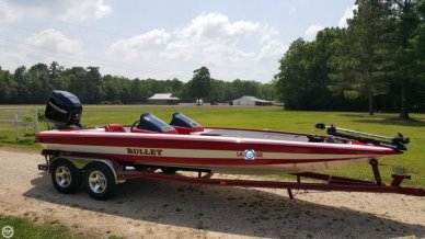 Bullet 21 XDC, 22', for sale - $28,400