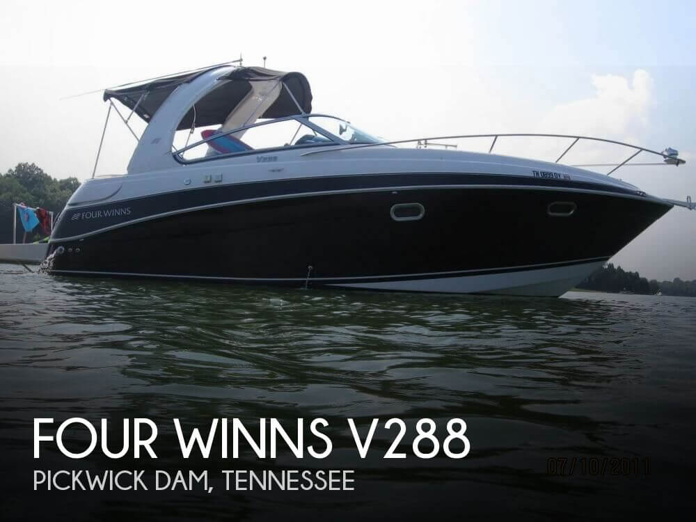 Used Boats For Sale in Jackson, Mississippi by owner | 2009 Four Winns 27