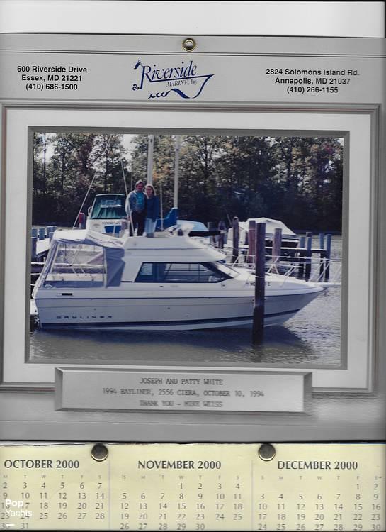1994 Bayliner boat for sale, model of the boat is Cierra 2566 & Image # 3 of 22