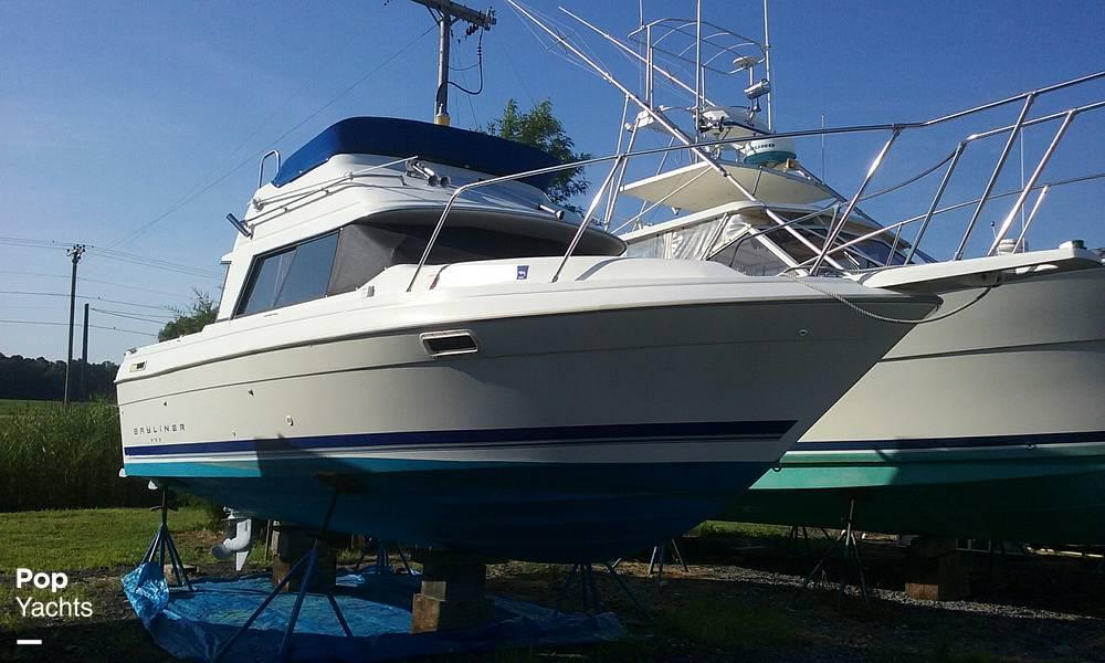 1994 Bayliner boat for sale, model of the boat is Cierra 2566 & Image # 4 of 22