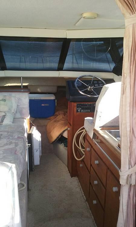1994 Bayliner boat for sale, model of the boat is Cierra 2566 & Image # 13 of 22