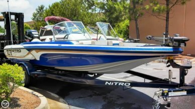 Nitro Z-7 sport, 19', for sale - $23,499