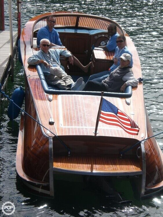 2007 Classic Craft 26 - Photo #9