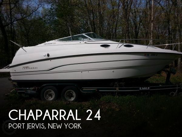 Used Chaparral Boats For Sale in New York by owner | 1997 Chaparral 24