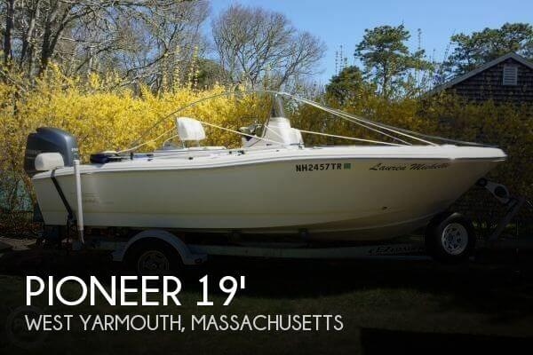 2013 PIONEER 197 SPORTFISH for sale