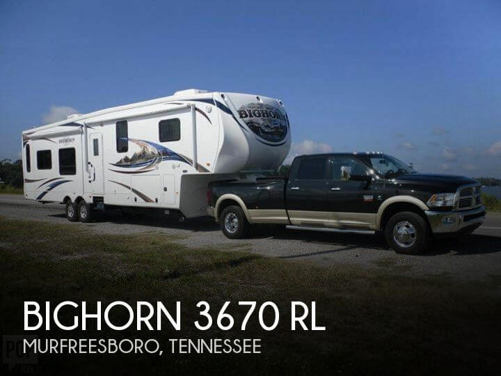 Canceled Bighorn 3670 Rl Rv In Murfreesboro Tn