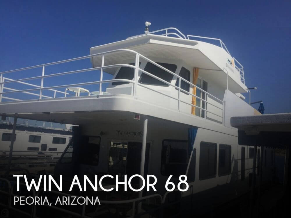 Used Houseboats For Sale by owner | 2005 Twin Anchor 68