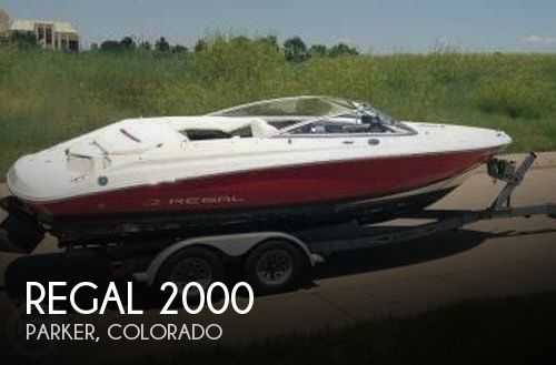 Used Regal 2000 Boats For Sale by owner | 2005 Regal 2000