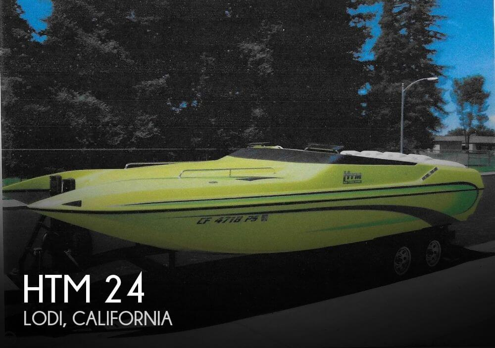 Used Boats For Sale in Merced, California by owner | 2004 HTM 24