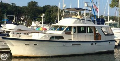 Hatteras 53 Classic, 53', for sale - $99,995