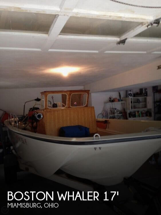 Used Boston Whaler Boats For Sale in Ohio by owner | 1973 17 foot Boston Whaler Nauset