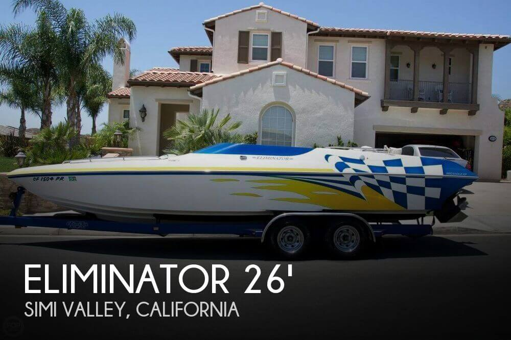 Used ELIMINATOR Boats For Sale by owner | 2001 Eliminator 26