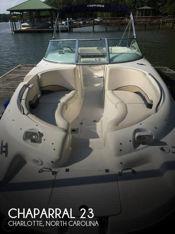 Used Chaparral Deck Boats For Sale by owner | 1999 Chaparral 23