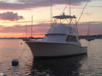 Hatteras 37 Convertible, 36', for sale - $48,500